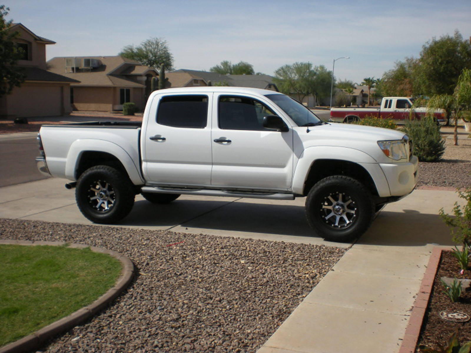 2005 toyota tacoma double cab trd for sale peoria arizona. Black Bedroom Furniture Sets. Home Design Ideas