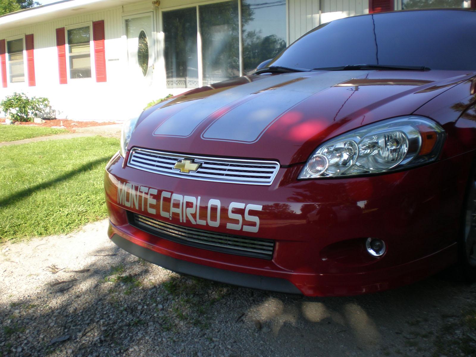 2007 Chevrolet NASCAR [Monte Carlo] SS For Sale | Louisville Kentucky