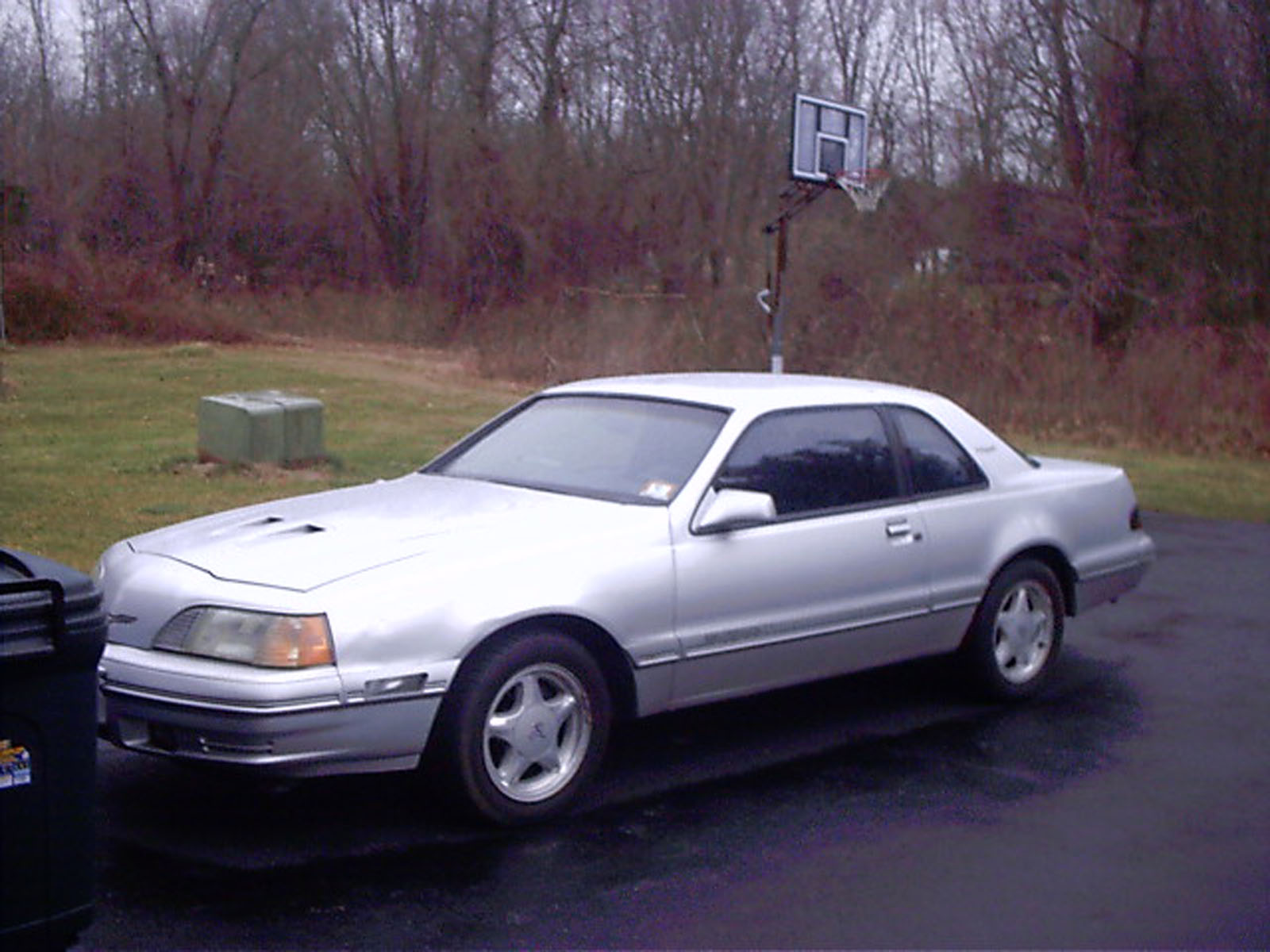 1988 Ford Thunderbird Turbo Coupe For Sale  Glassboro New Jersey