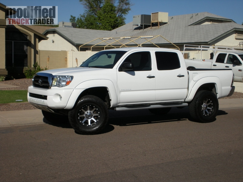 2005 toyota tacoma prerunner trd or for sale peoria arizona. Black Bedroom Furniture Sets. Home Design Ideas