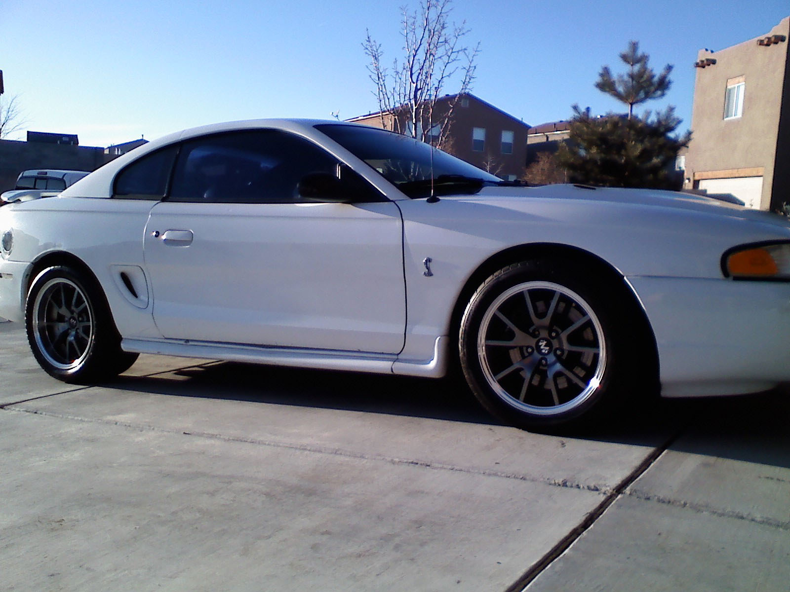 1997 ford svt mustang cobra for sale tucson arizona. Black Bedroom Furniture Sets. Home Design Ideas