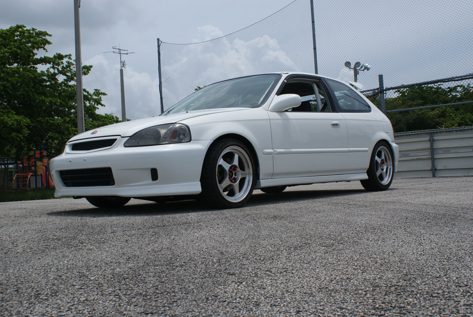 1997 Honda Civic SI-R For Sale | Pompano Beach Florida