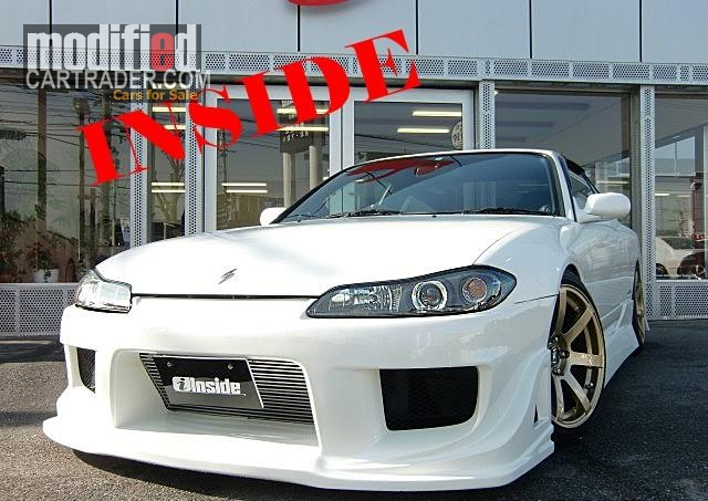 1999 Nissan Silvia S15 Spec R For Sale