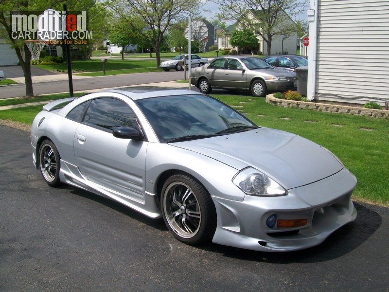 2000 mitsubishi eclipse supercharged for sale elgin illinois. Black Bedroom Furniture Sets. Home Design Ideas
