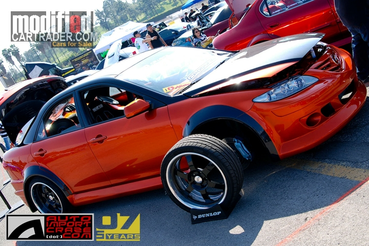 2003 Mazda Fully blown show car. Hot Import Nights Best ...