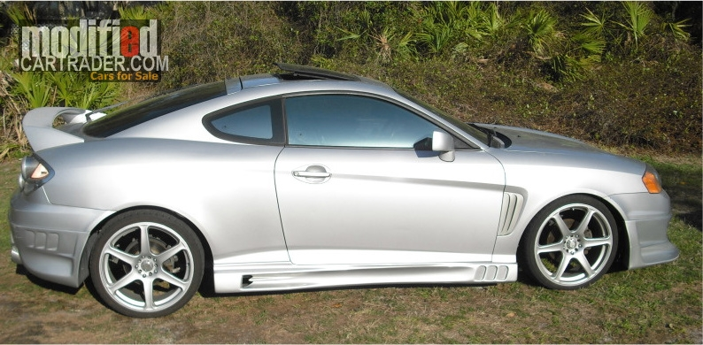 Tiburon With Supra Engine Tiburon Free Engine Image For