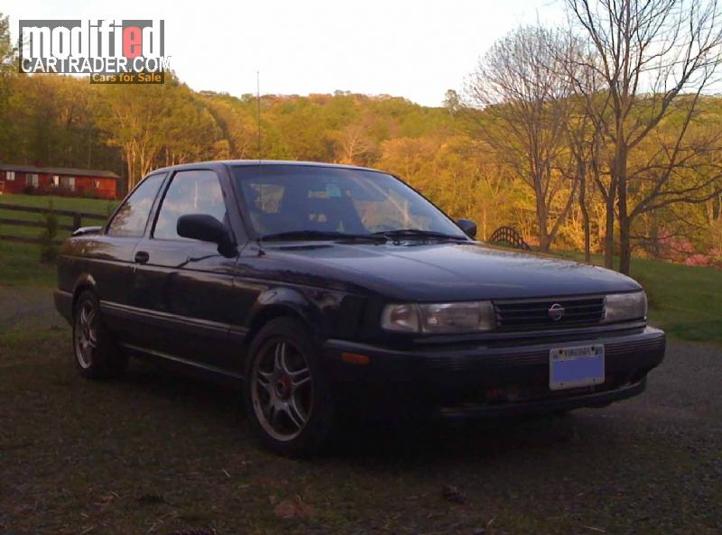 1992 Nissan Nx2000 1992 Nissan Gtir Sentra Se-r