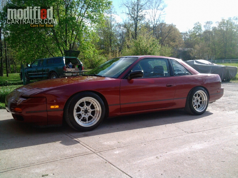 1992 nissan 240sx for sale mason ohio for Nissan 240sx motor for sale