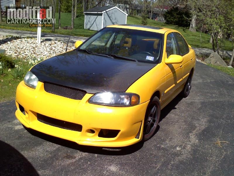 2003 Nissan SER Spec V Sentra SER Spec V Nismo For Sale  Twin