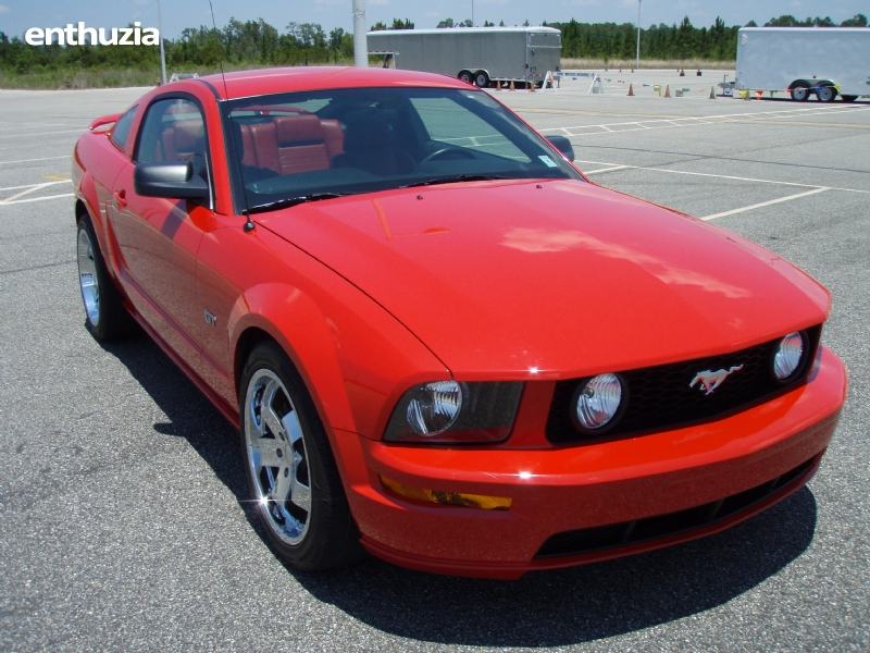 2005 ford mustang gt premium for sale saint marys georgia. Black Bedroom Furniture Sets. Home Design Ideas