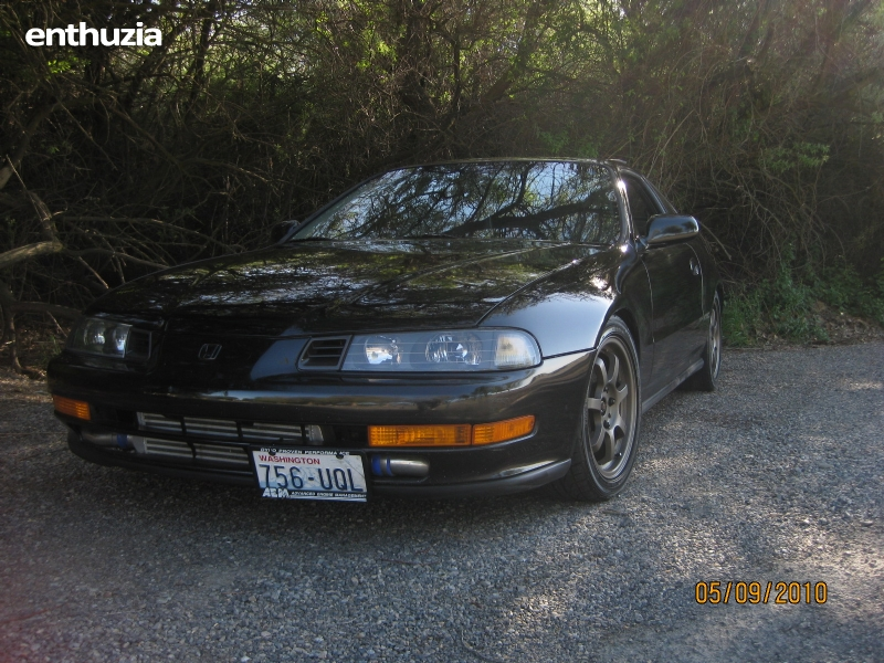 Turbo Charged Prelude 1995 Honda Prelude Vtec Turbo