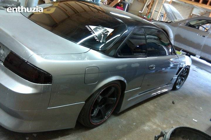 1996 nissan 240sx for sale tucson arizona. Black Bedroom Furniture Sets. Home Design Ideas