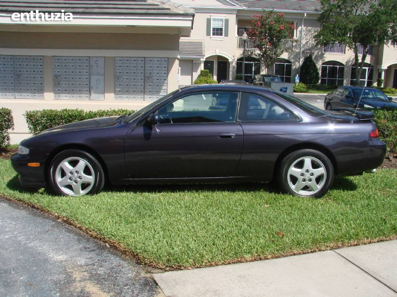 1995 nissan 240sx se for sale orlando florida for Nissan 240sx motor for sale