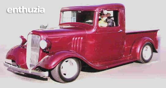 1934 Chevrolet Pickup (Other) For Sale | Tranquillity California