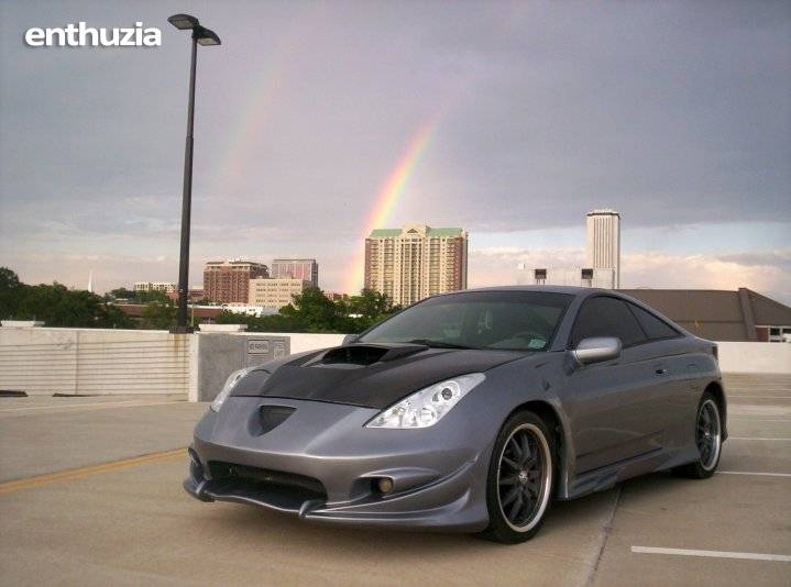 2000 Toyota Custom Celica Gt For Sale Tallahassee Florida