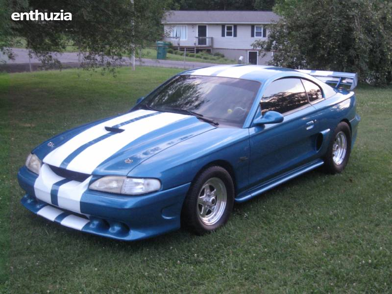 1995 ford mustang gt for sale kingsport tennessee. Black Bedroom Furniture Sets. Home Design Ideas