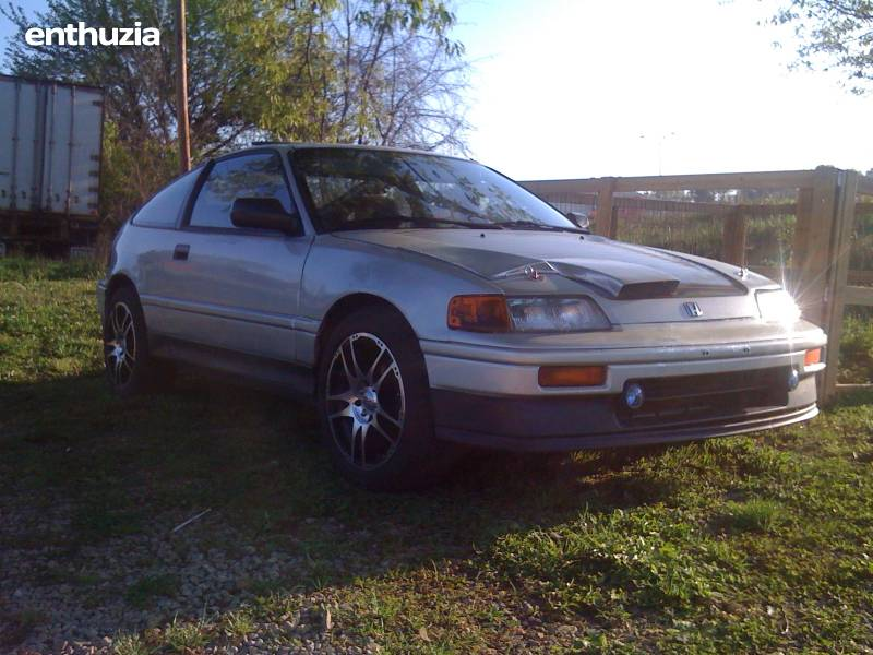 1988 honda crx for sale somerset kentucky. Black Bedroom Furniture Sets. Home Design Ideas