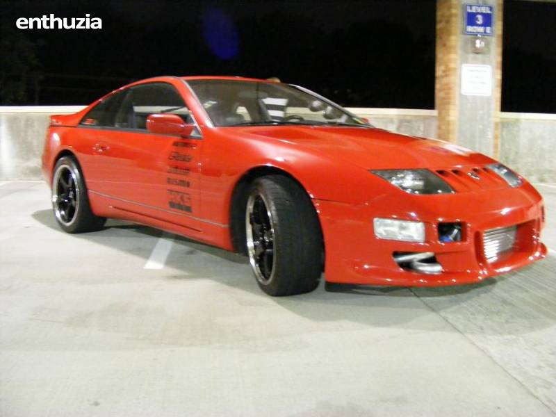 1993 nissan 300zx twin turbo for sale winston salem. Black Bedroom Furniture Sets. Home Design Ideas