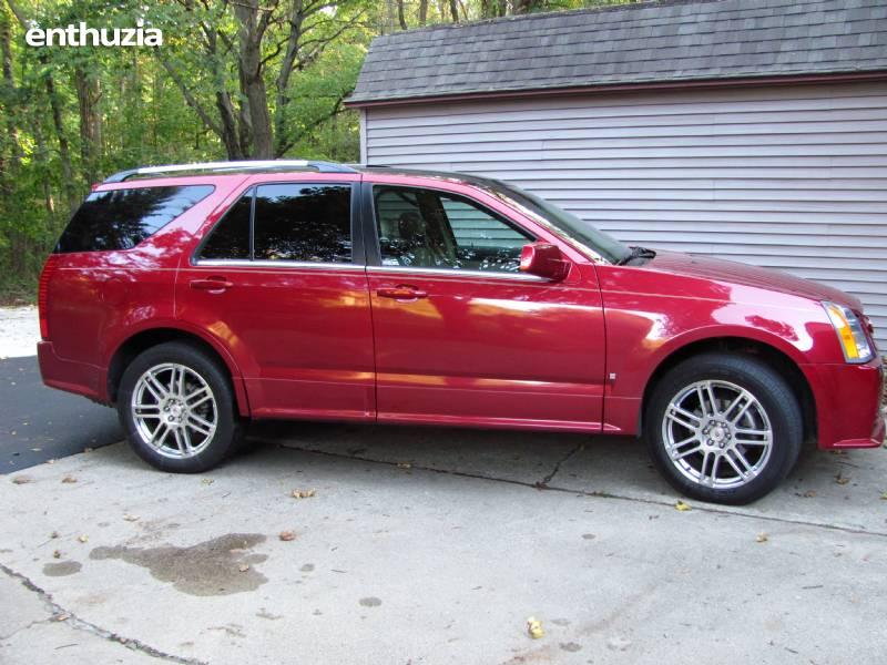 2008 Cadillac SRX For Sale |
