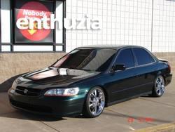 1998 Honda Accord For Sale >> 1998 Honda Accord For Sale Tulsa Oklahoma