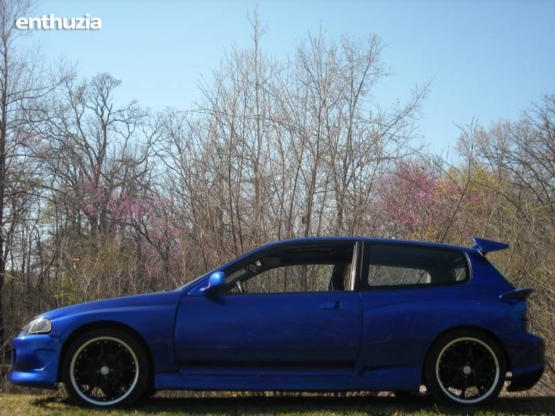 1992 Honda Civic si For Sale
