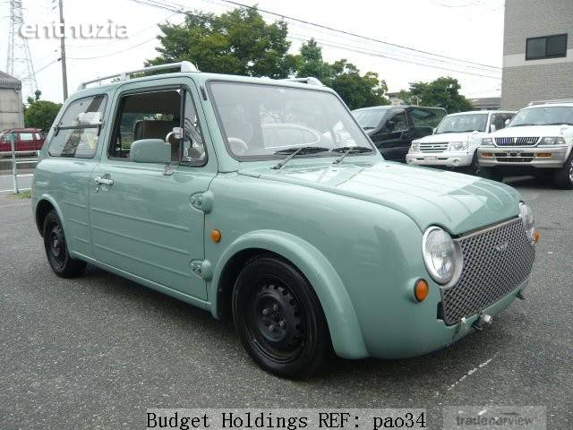 1990 Nissan Pao For Sale Ontario