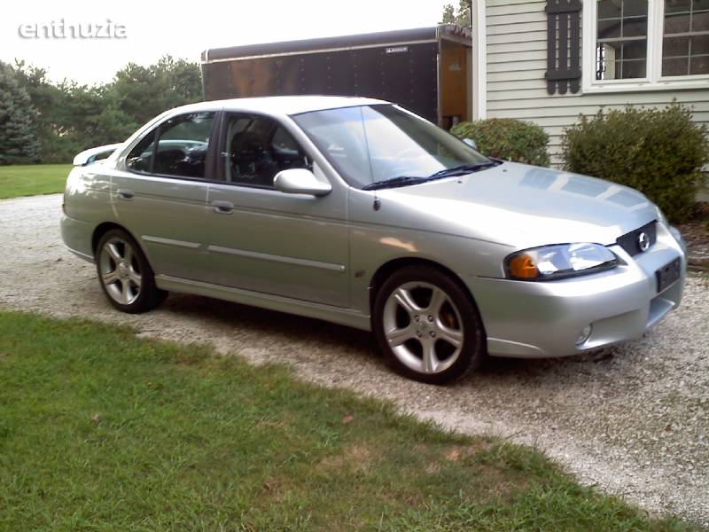 2003 Nissan Sentra For Sale Findlay Ohio