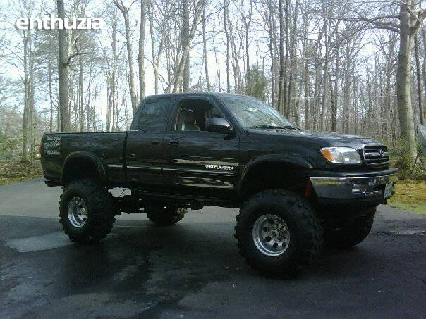 2000 toyota monster truck tundra modified lifted 4x4. Black Bedroom Furniture Sets. Home Design Ideas