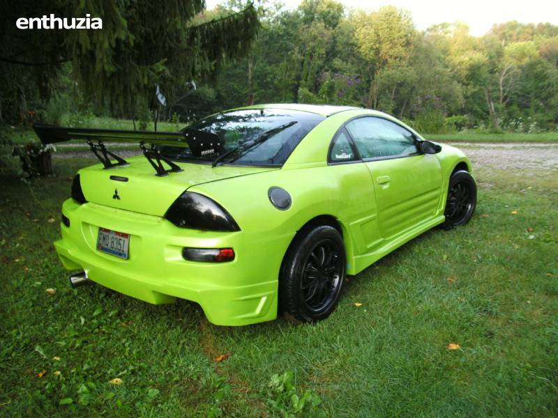 2001 Mitsubishi Eclipse For Sale Ohio