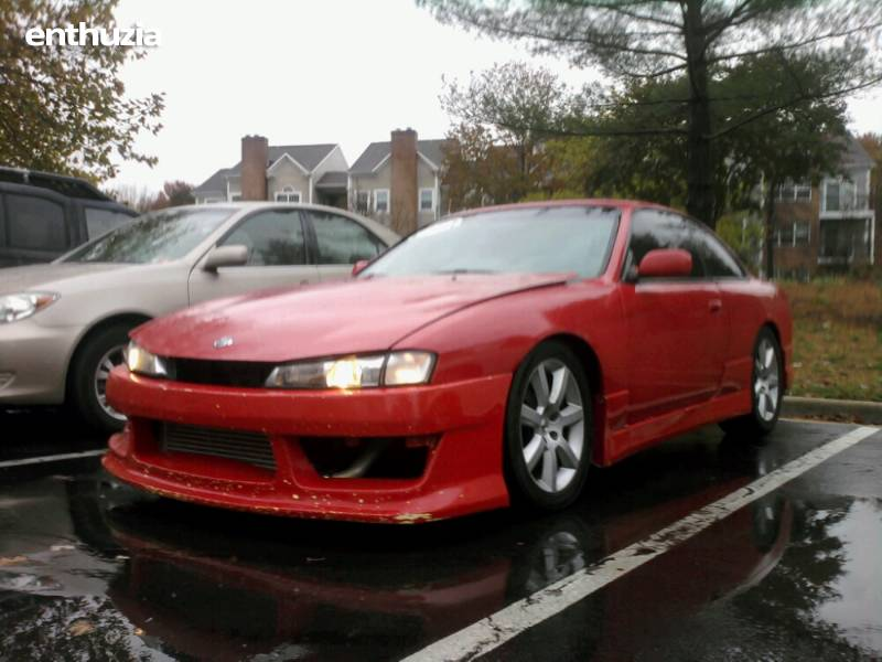 1995 nissan 240sx for sale virginia for Nissan 240sx motor for sale