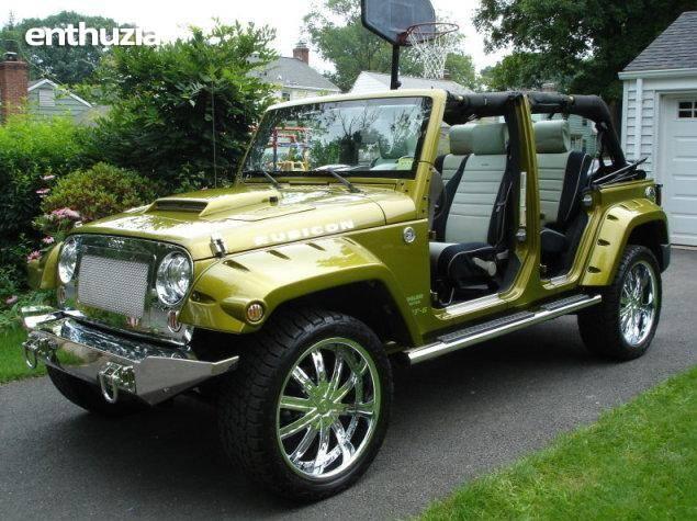 2007 Jeep Wrangler Jk Rubicon Srt 6 For Sale California