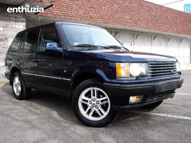 2002 landrover range rover for sale new mexico. Black Bedroom Furniture Sets. Home Design Ideas
