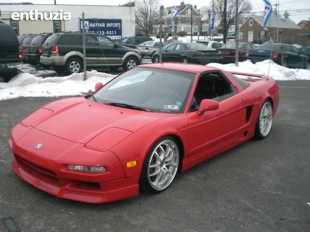 1996 Acura NSX For Sale   Philadelphia Pennsylvania