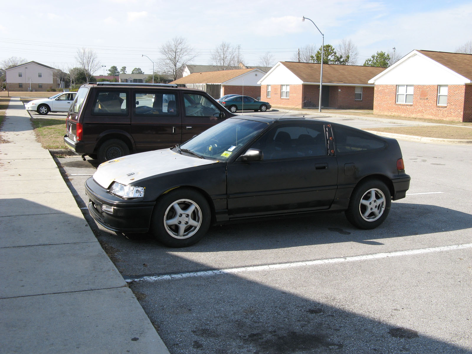 1991 honda crx si for sale north carolina. Black Bedroom Furniture Sets. Home Design Ideas