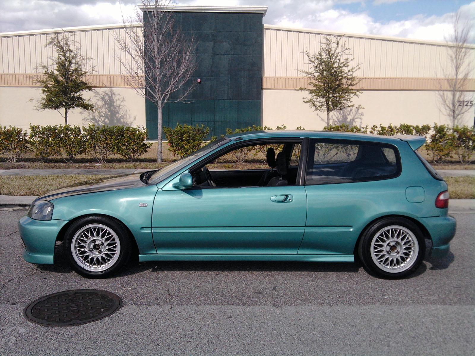 1992 Honda eg ek Civic eg ek For Sale  Kissimmee Florida