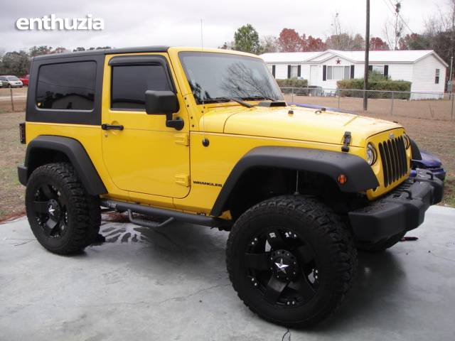 2009 Jeep Wrangler X For Sale | Florida