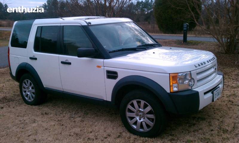 2005 landrover lr3 for sale dallas north carolina. Black Bedroom Furniture Sets. Home Design Ideas