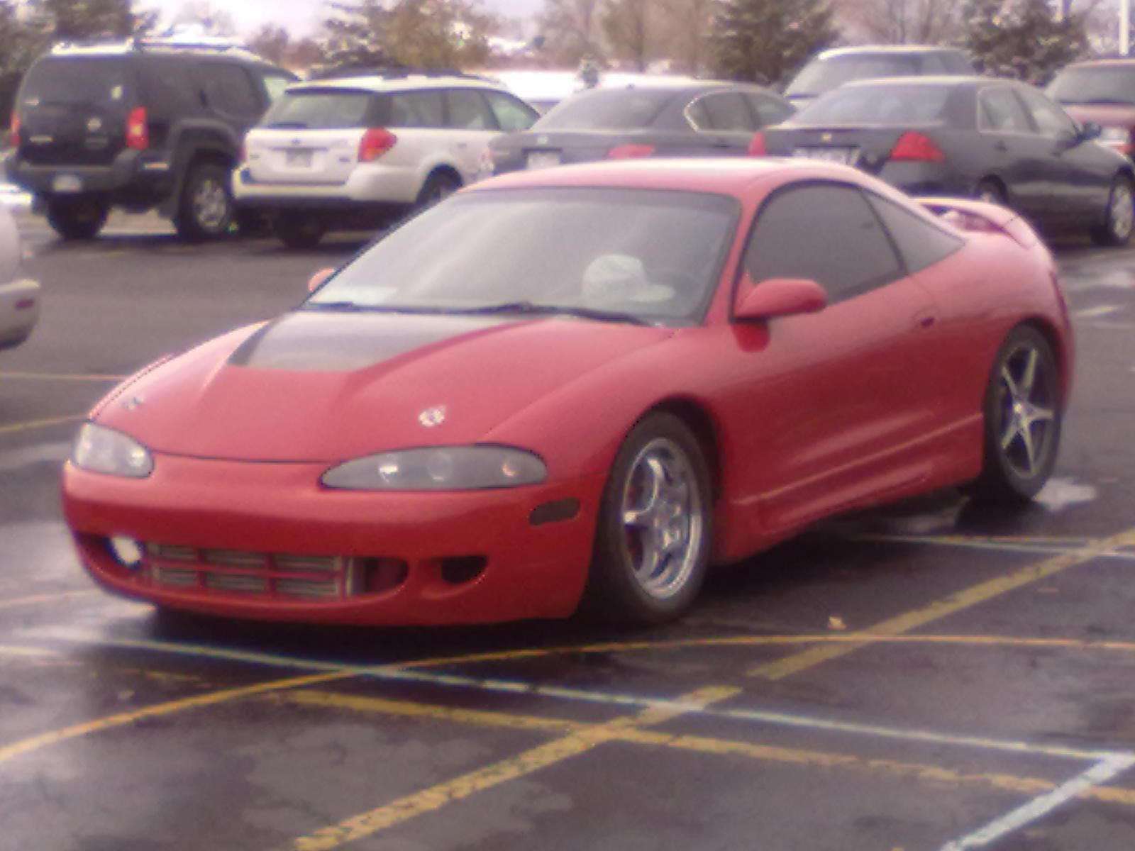 1995 Mitsubishi Eclipse For Sale | Colorado