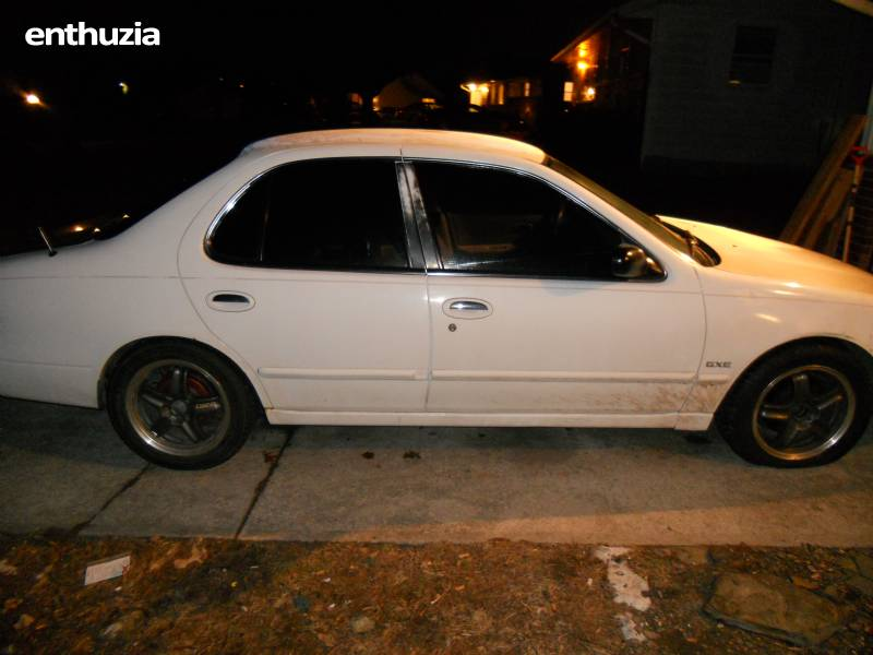 1993 Nissan Altima Gxe For Sale Somerset Kentucky