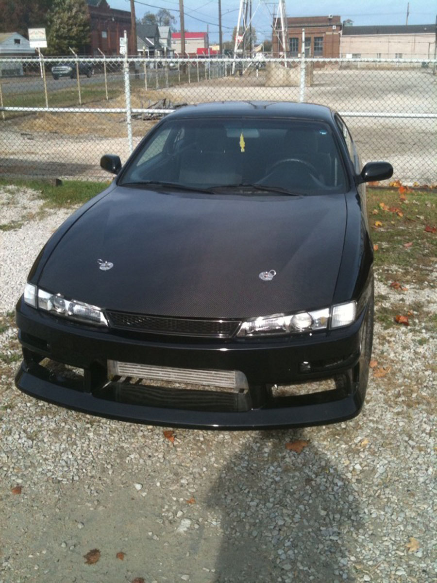 1995 nissan s14 240sx rb25det for sale ironton ohio for Nissan 240sx motor for sale