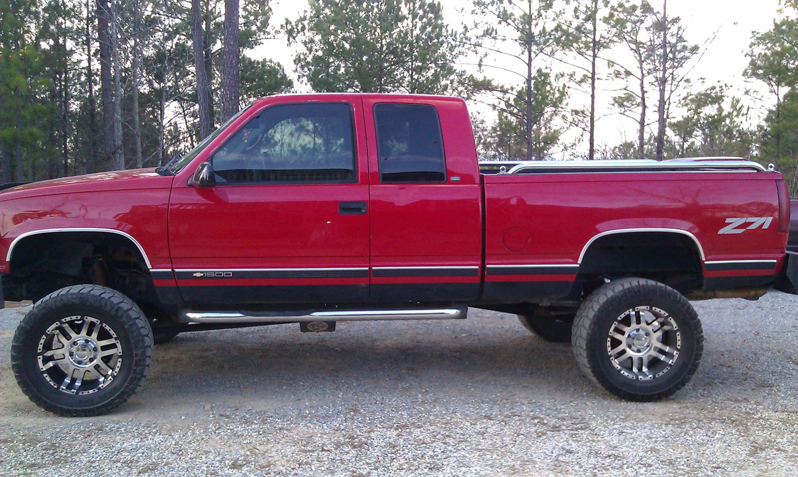 All Chevy 96 chevy z71 : 1996 Chevrolet 1500 For Sale | willsonville Alabama