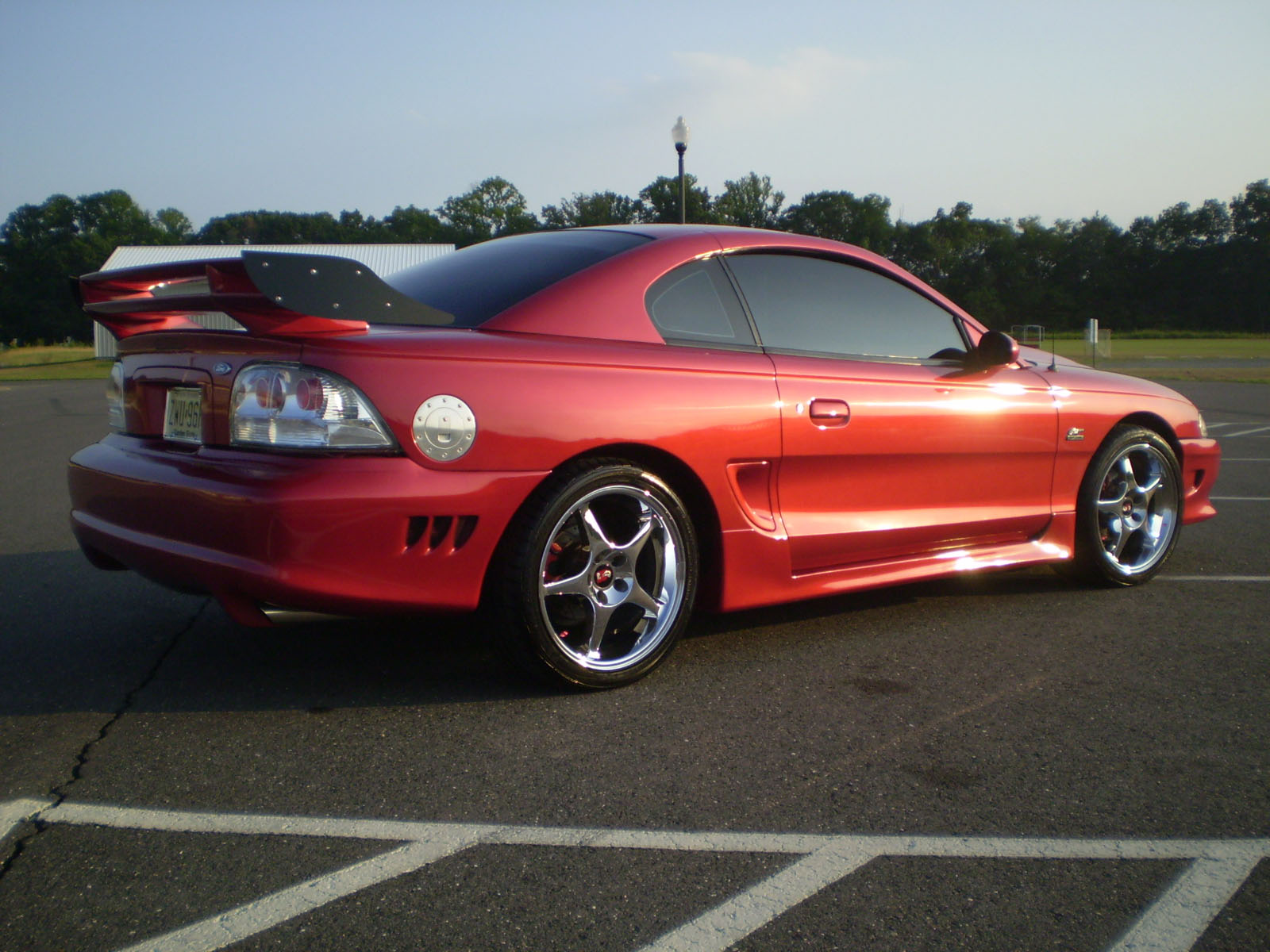 1994 ford saleen mustang gt for sale new jersey. Black Bedroom Furniture Sets. Home Design Ideas