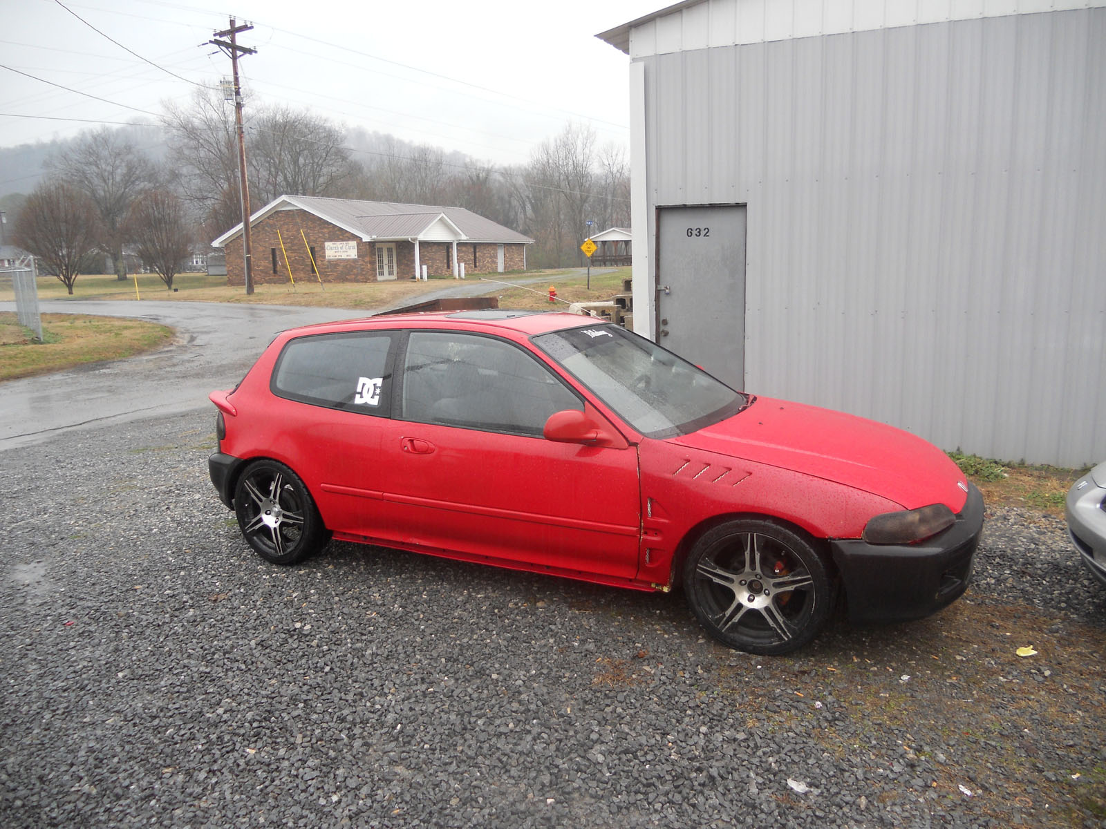 1992 Honda Civic Hatch DX Civic DX For Sale  Tennessee
