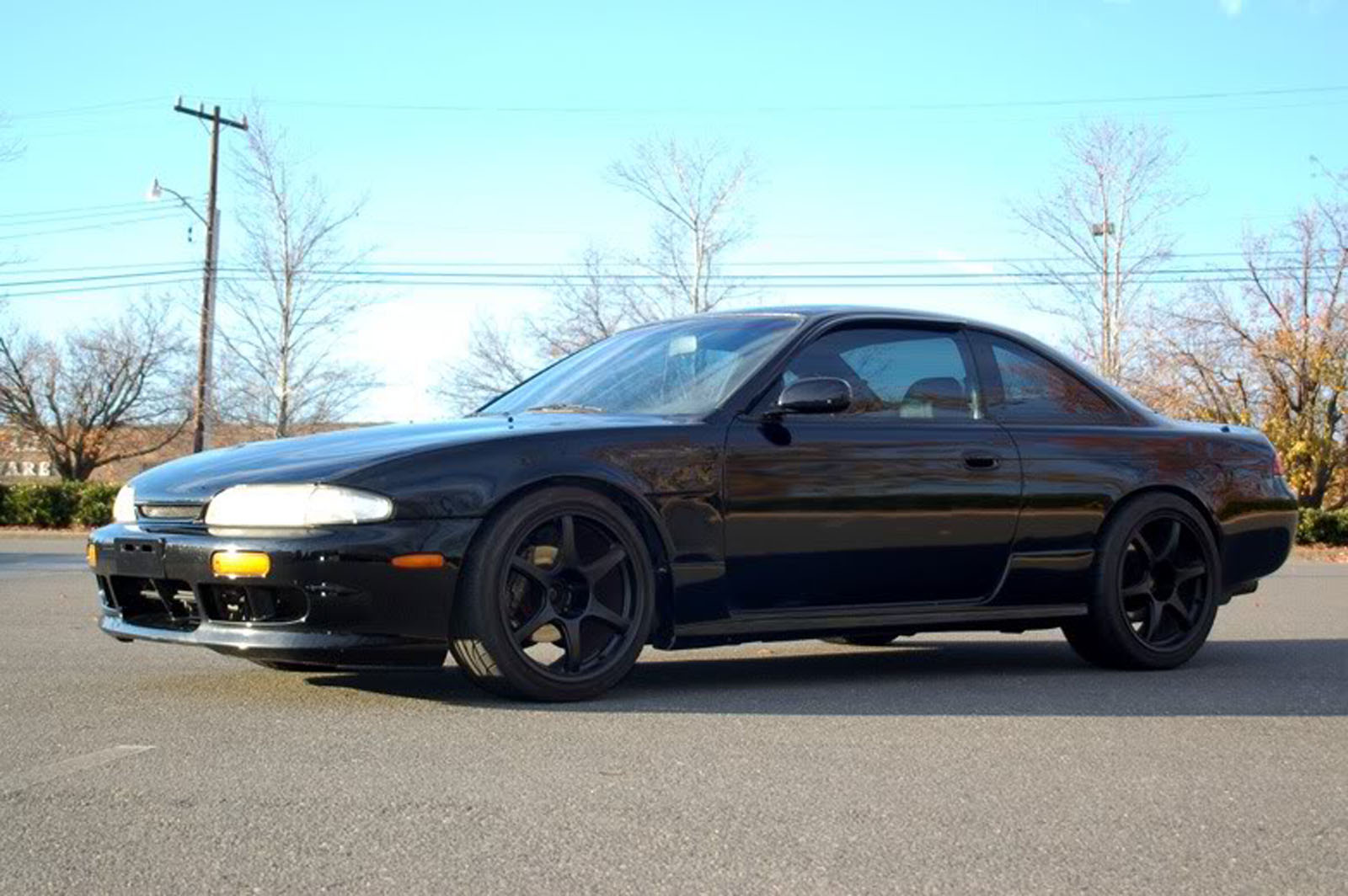 1995 nissan 240sx for sale york pennsylvania. Black Bedroom Furniture Sets. Home Design Ideas