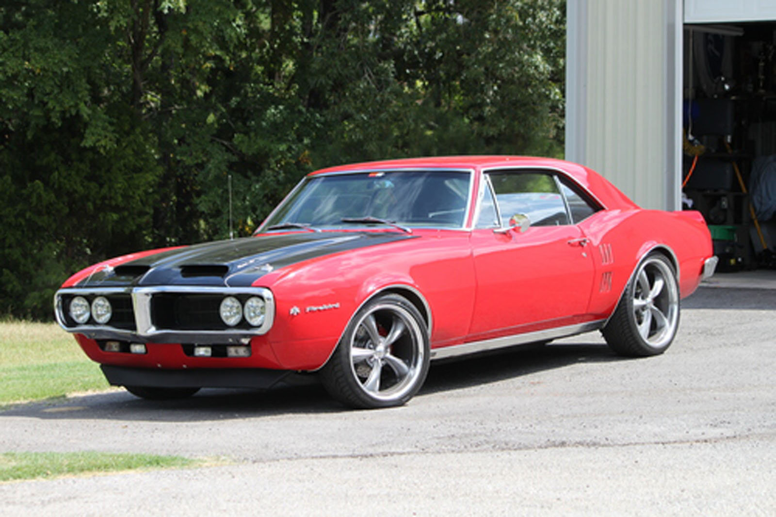1967 Pontiac Firebird For Sale Texas