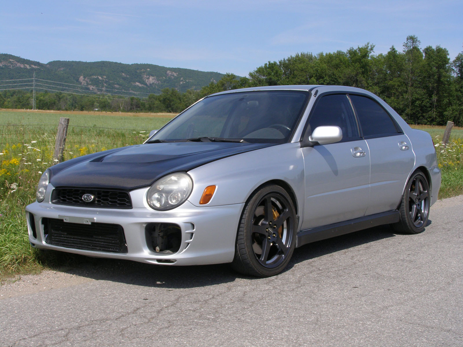 2002 Subaru Impreza STi For Sale | Quebec