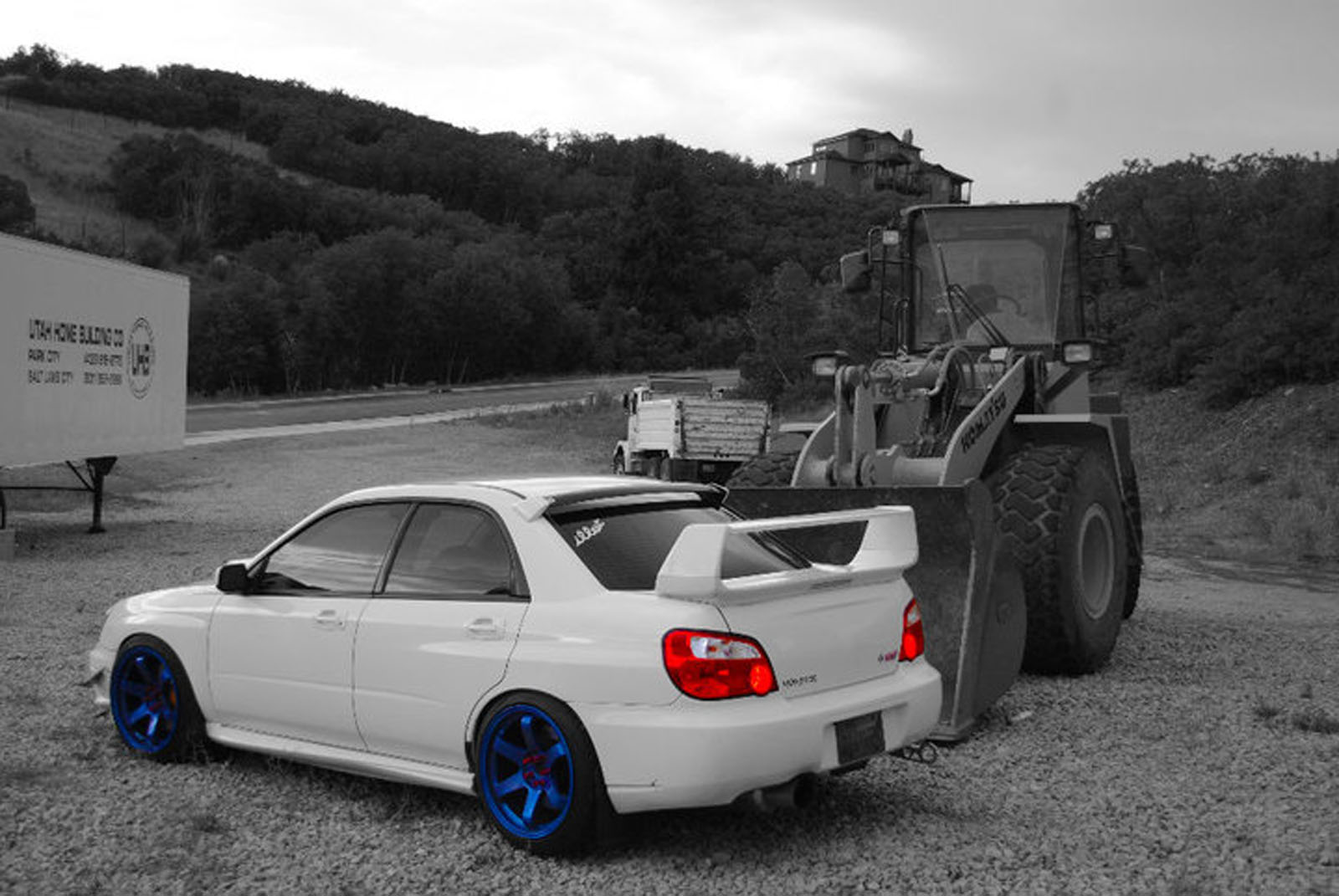 2004 Subaru Wrx Sti Impreza Sti Sti For Sale Utah