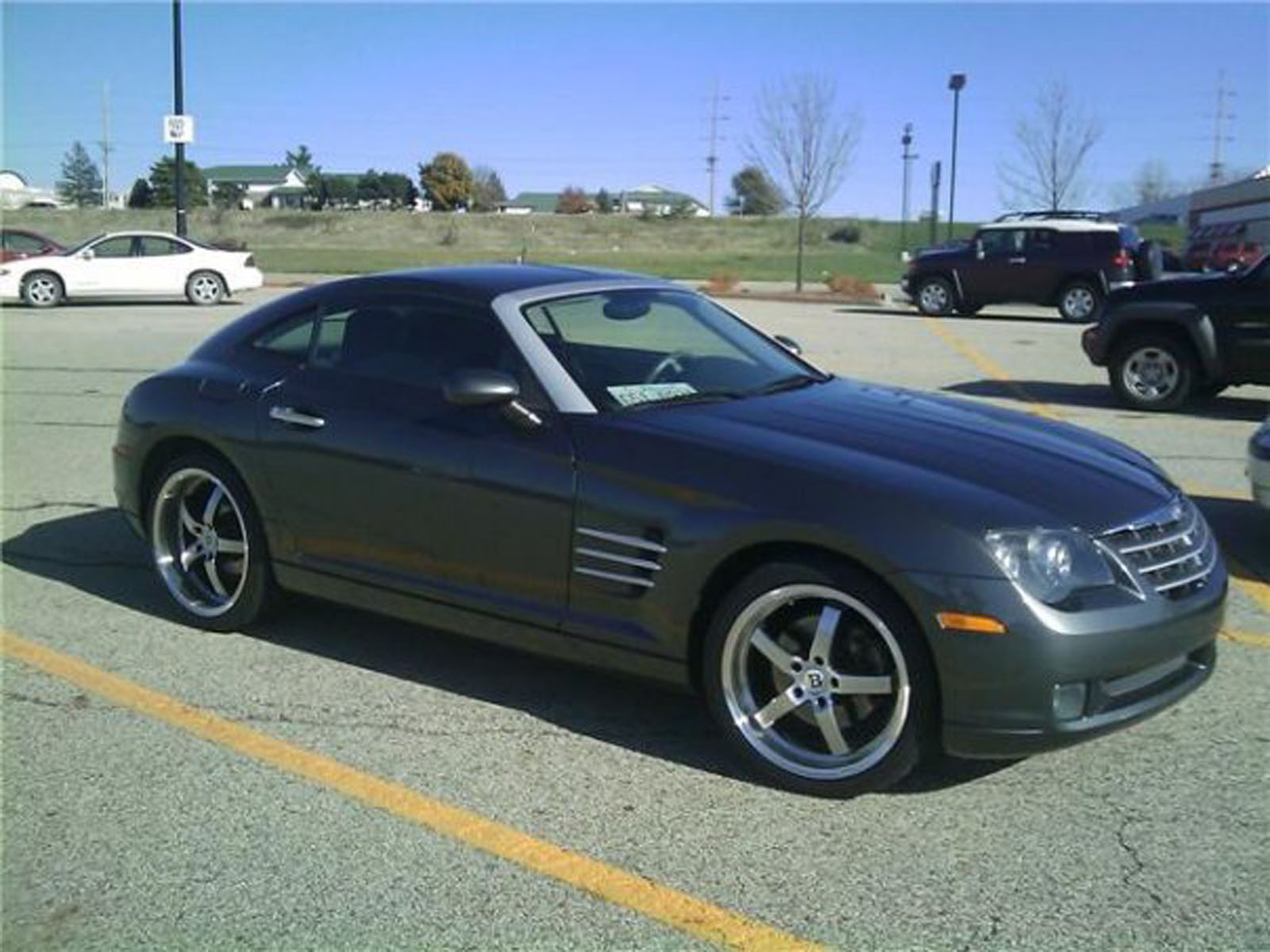for sale no trades fullscreen gallery 2004 chrysler crossfire limited. Cars Review. Best American Auto & Cars Review