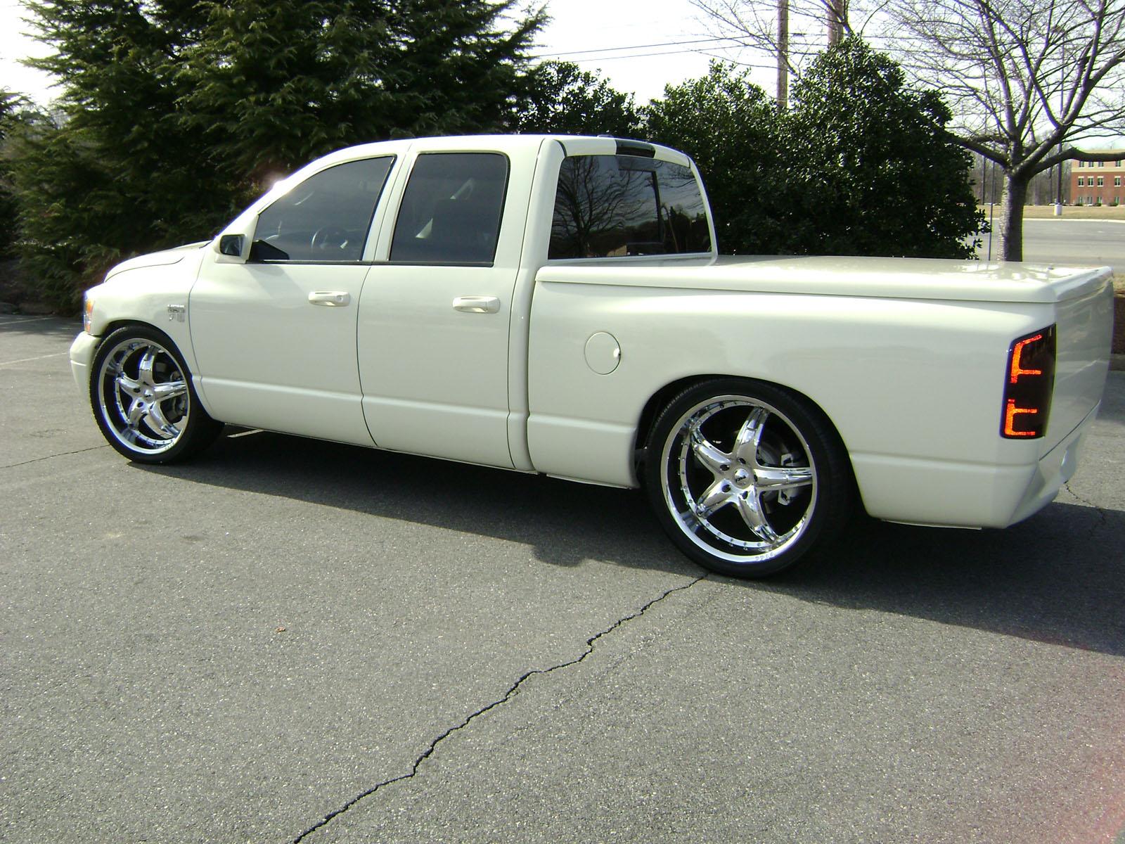 Custom Dodge Ram Trucks for Sale