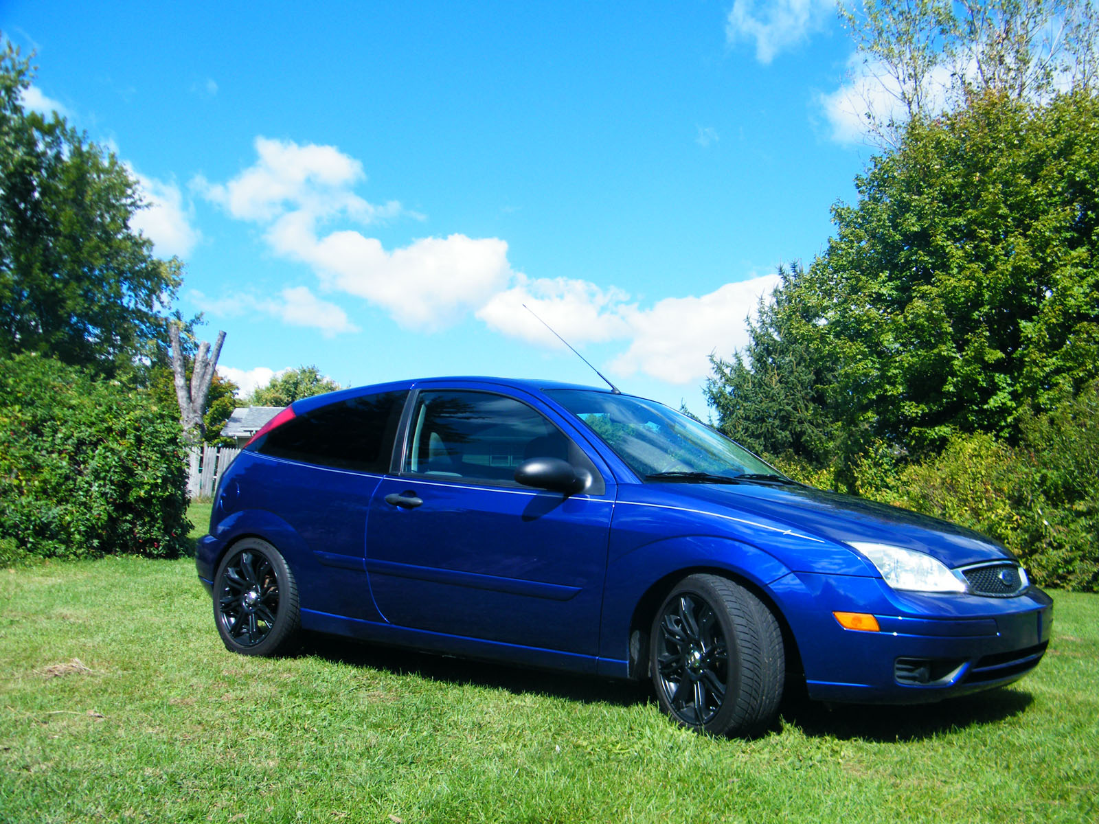 2005 ford focus zx3 for sale paw paw michigan. Black Bedroom Furniture Sets. Home Design Ideas